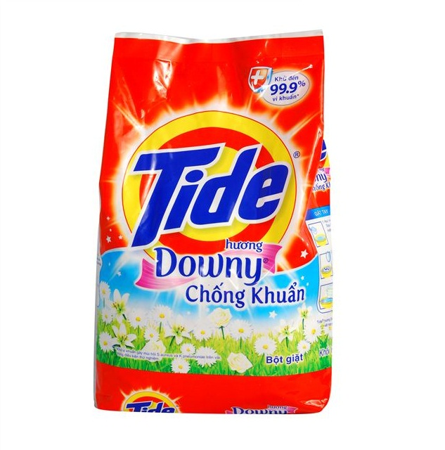Bột giặt Tide Downy 2.7kg