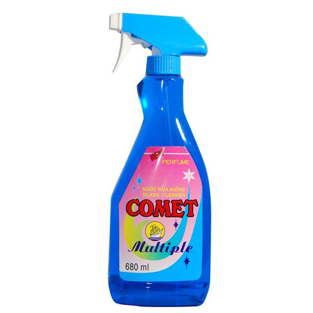 Nước lau kính Comet 750ml