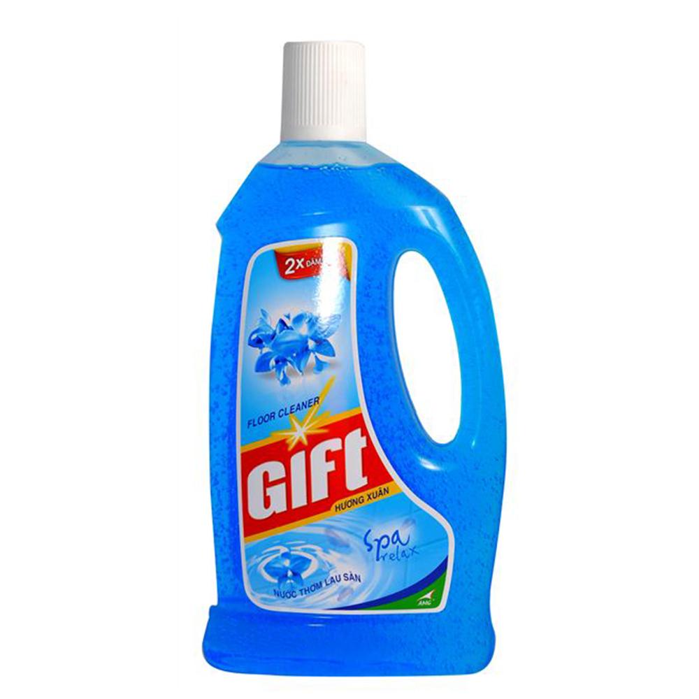 Nước lau sàn Gif hương xuân 1L