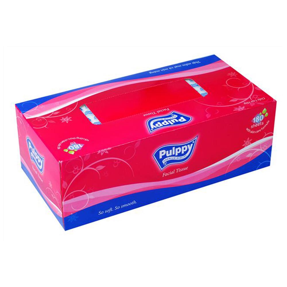 Khăn giấy hộp puply