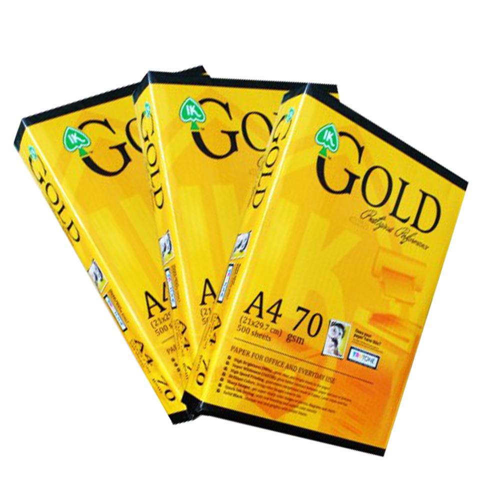 Giấy IK Gold A4 70
