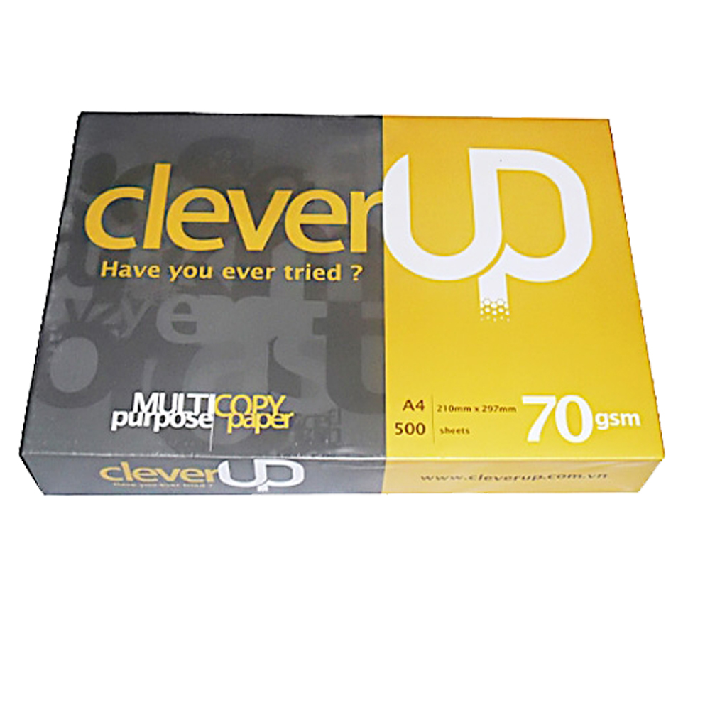 Giấy Clever up 70 A4