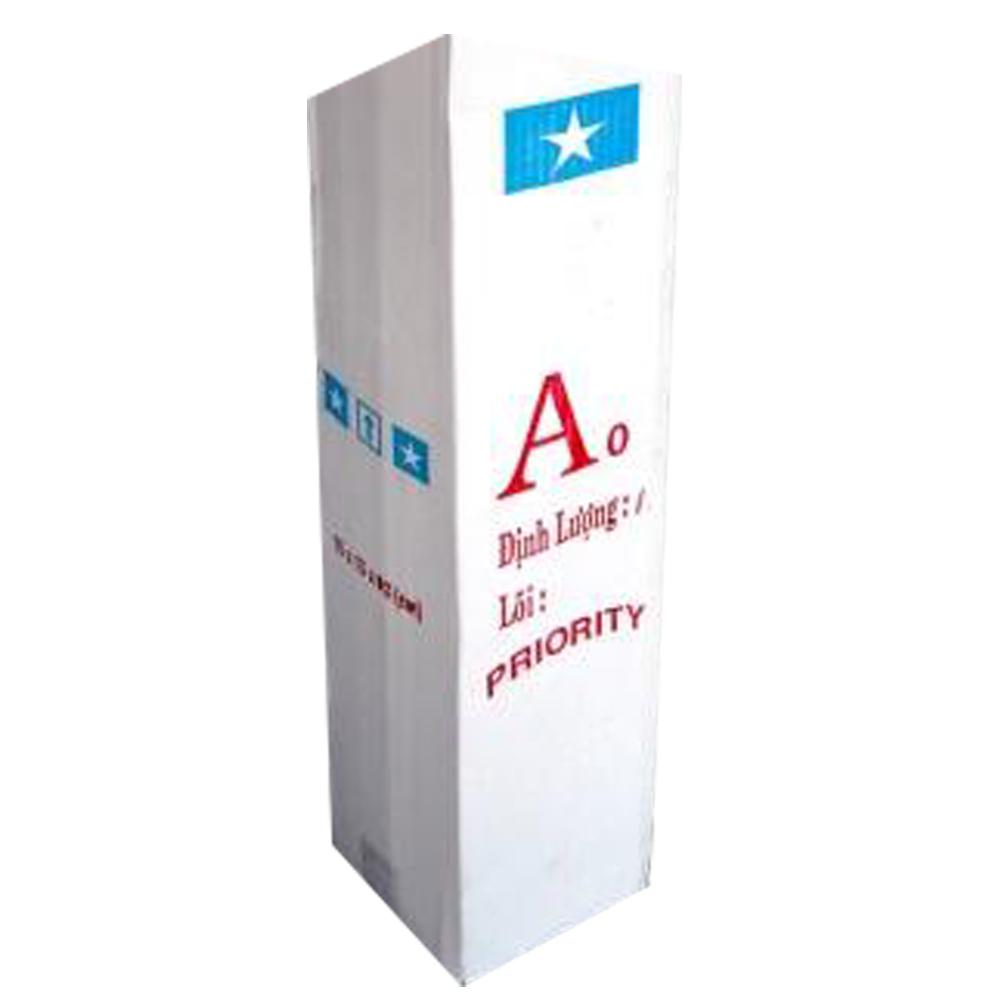 Giấy cuộn A0 3kg (Định lượng 100 hoặc 80)