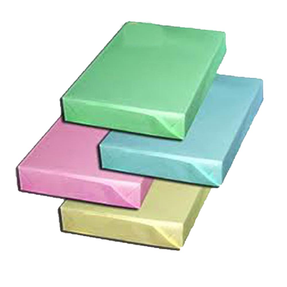 Giấy for màu 80 (Dương, lá, vàng, hồng)