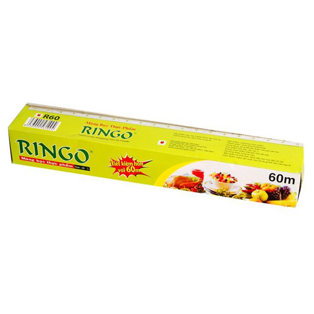 Màng bọc thực phẩm Ringo 30x60m