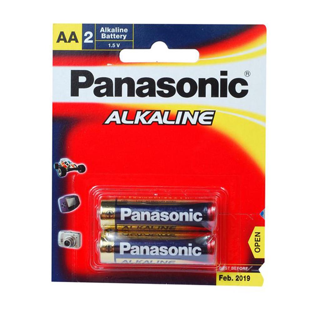 Pin 2a Panasonic Akaline