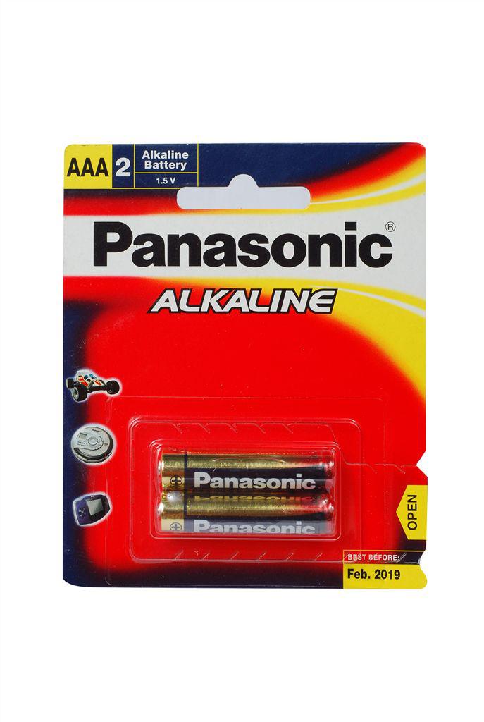 Pin 3a Panasonic Akaline