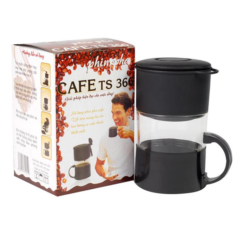 Ly pha cà phê thông minhTashuan 366