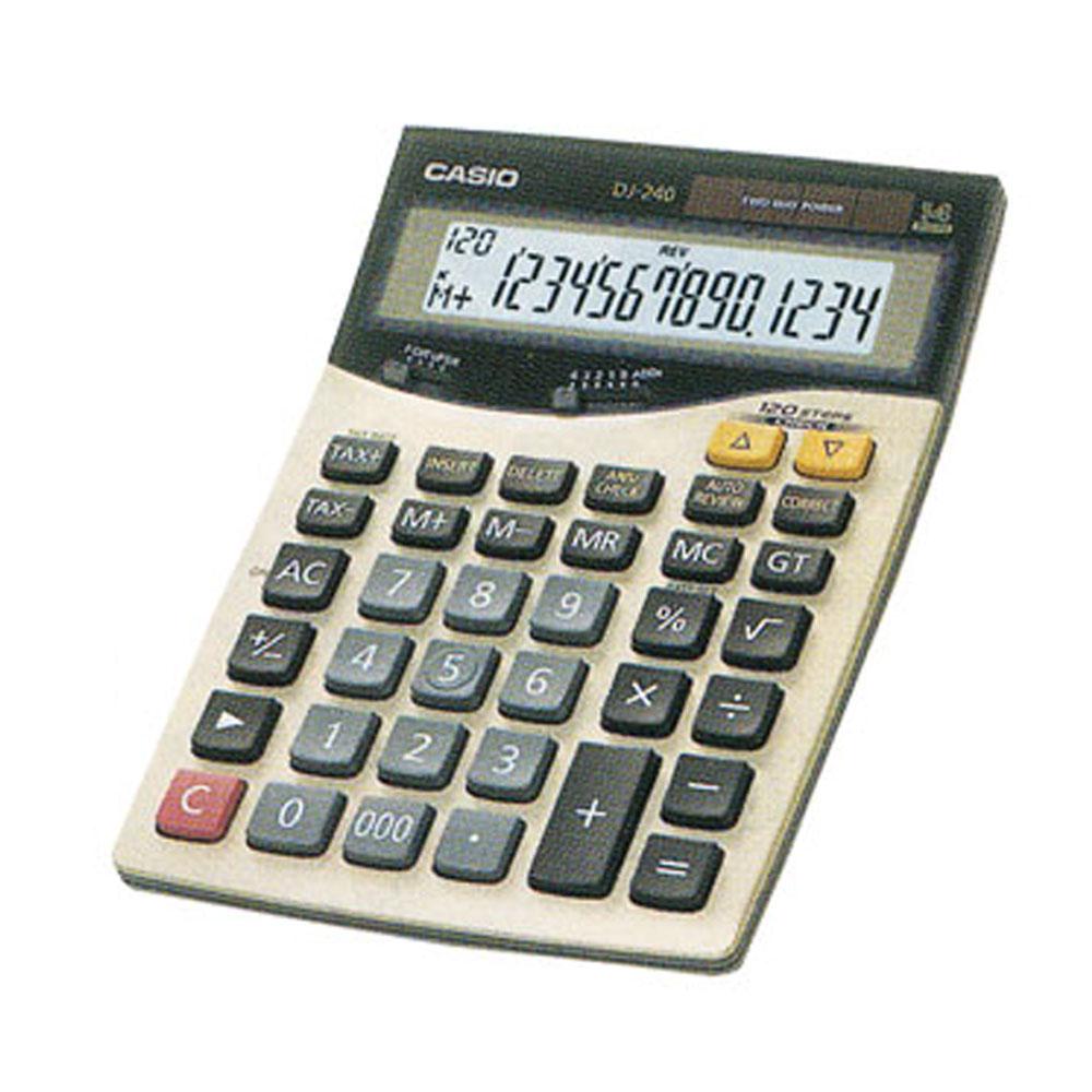 Máy tính Casio DJ 240