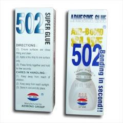 Keo dán 502